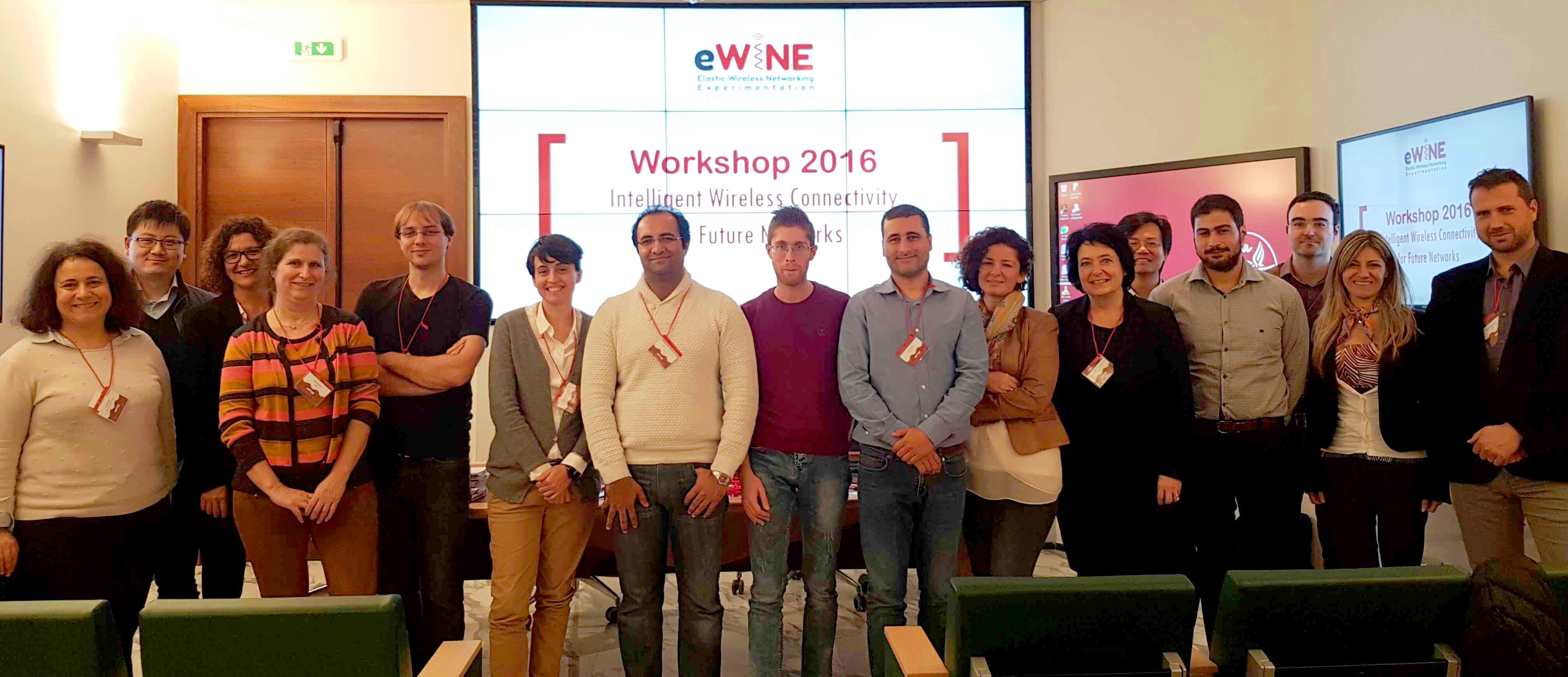 eWine Workshop