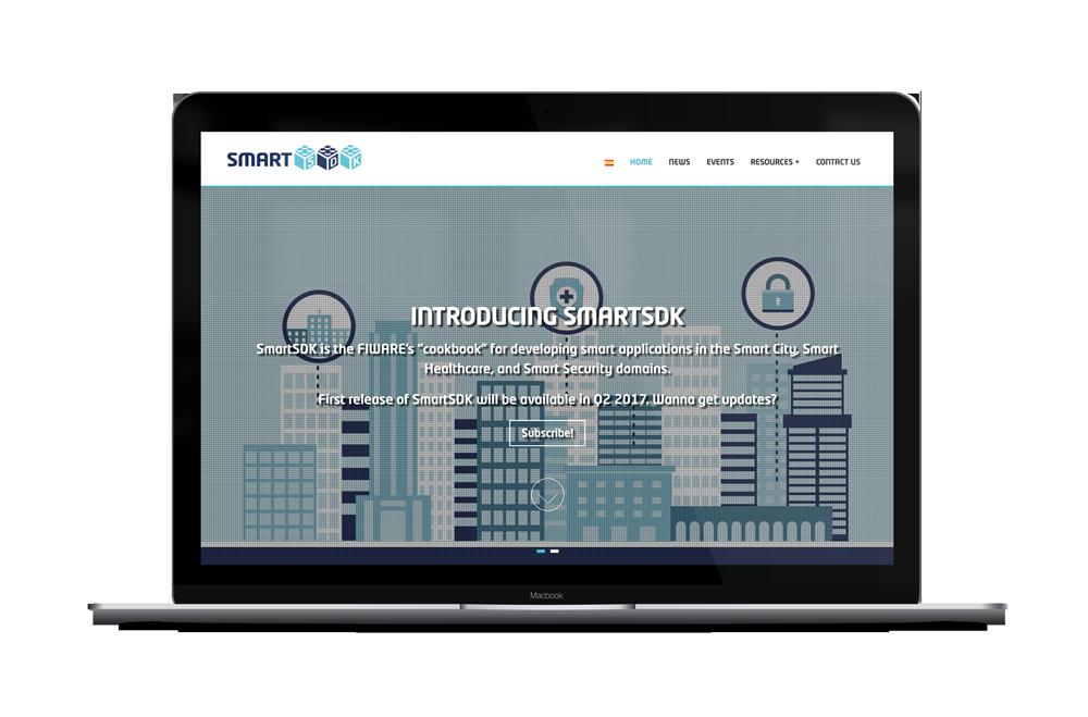 SMART SDK website