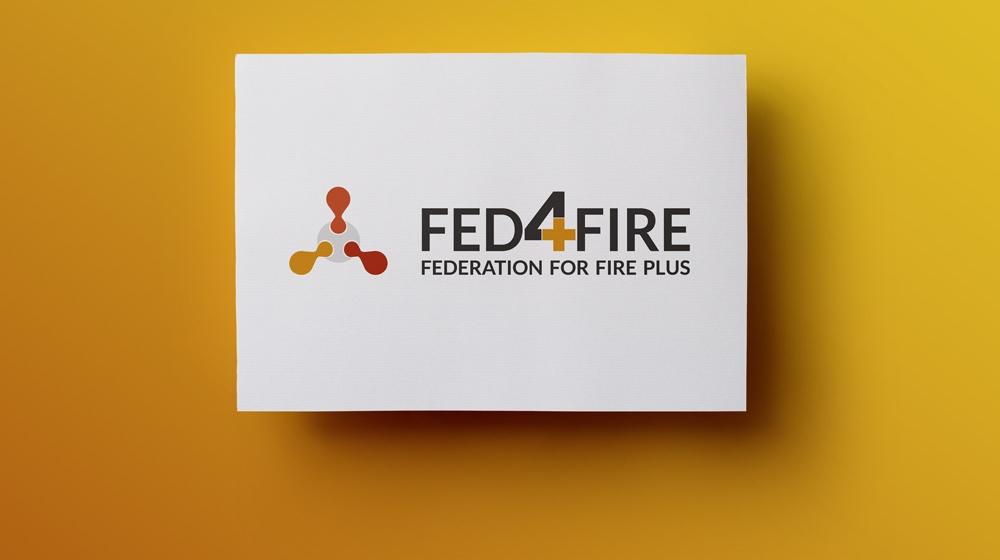 Fed4FIRE+ logo